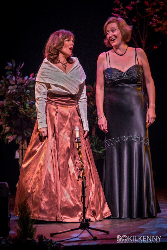 Louise Walsh and Susan Legg, Watergate Theatre